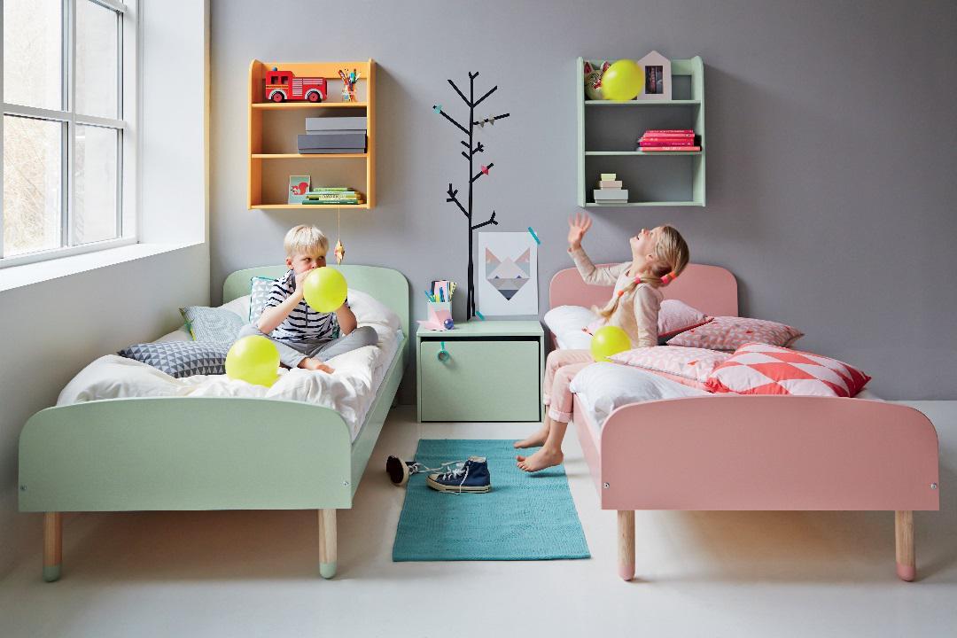 La recherche de mobilier et d co pour votre chambre d - Dormitorios infantiles dobles ...