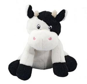 vache en peluche
